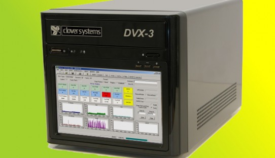 DVX-3  DVD & CD Analyzer