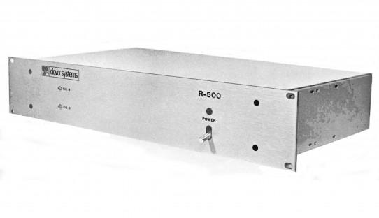 Model R-500 Dual Reverb