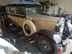 1929 Hudson Sedan