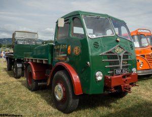 1954 Foden FG-5-15