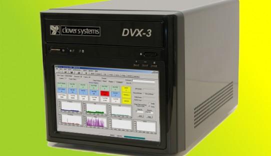 DVX-3  DVD & CD Analyzer